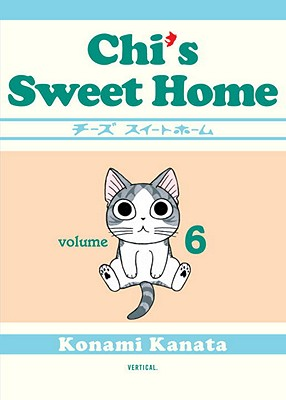 Chi's Sweet Home, Volume 6 Cover