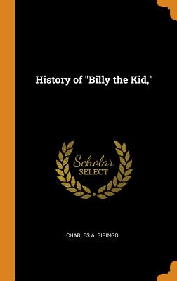 History of Billy the Kid, Cover Image