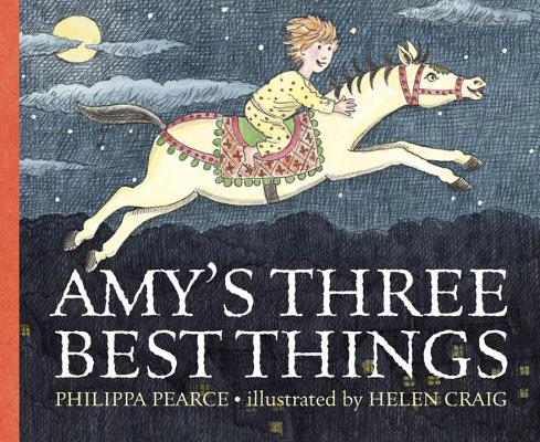 Amy's Three Best Things Cover Image