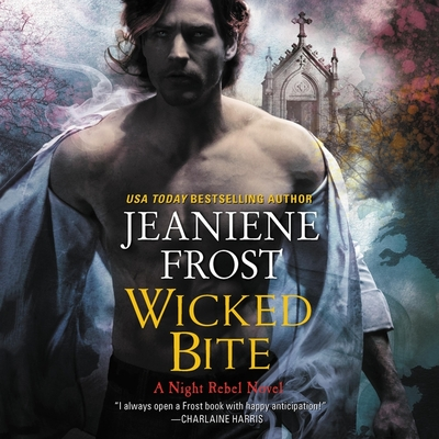 Wicked Bite: A Night Rebel Novel Cover Image