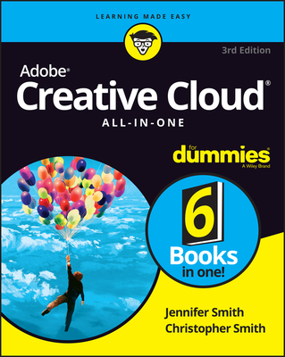 Adobe Creative Cloud All-In-One for Dummies Cover Image