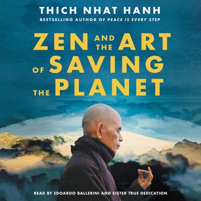 Zen and the Art of Saving the Planet Lib/E Cover Image