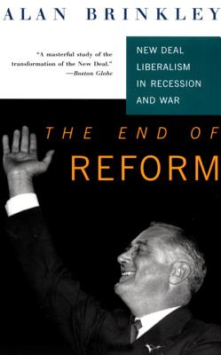 The End of Reform Cover