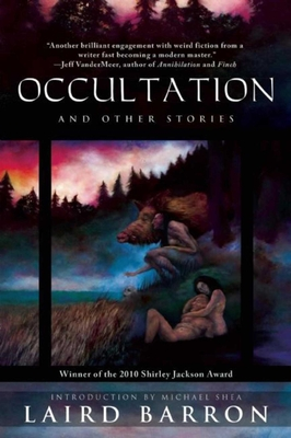 Occultation and Other Stories Cover Image