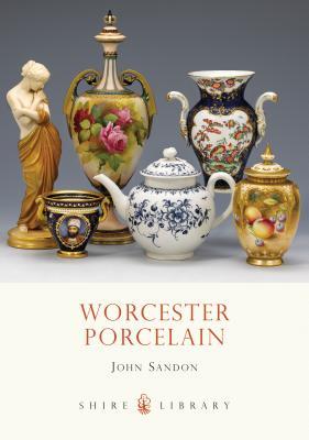 Worcester Porcelain Cover