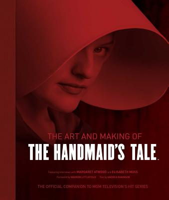 The Art and Making of The Handmaid's Tale Cover Image