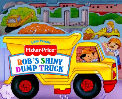 Rob's Shiny Dumptruck Cover Image