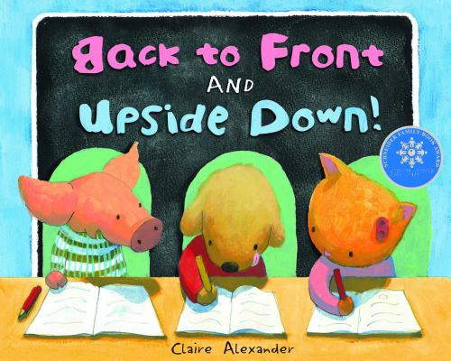 Back to Front and Upside Down! Cover Image
