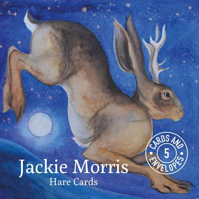 Jackie Morris Hare Cards Cover Image