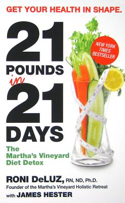 21 Pounds in 21 Days Cover