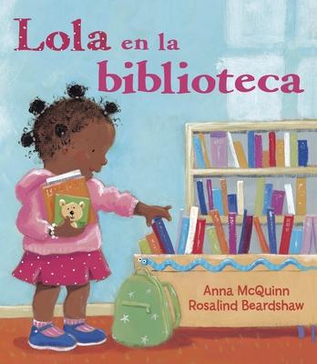 Lola en la Biblioteca = Lola En La Biblioteca Cover Image