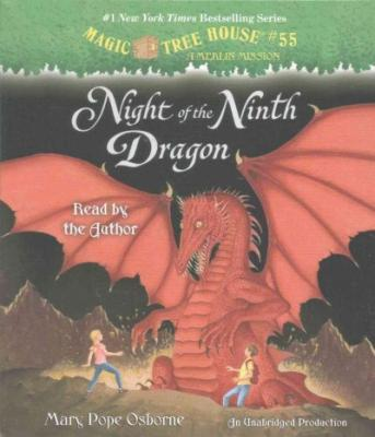 Night of the Ninth Dragon Cover Image