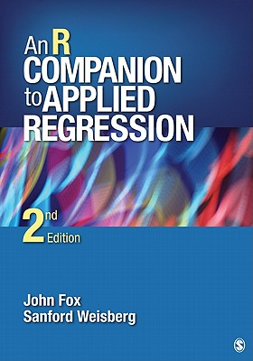 An R Companion to Applied Regression Cover Image