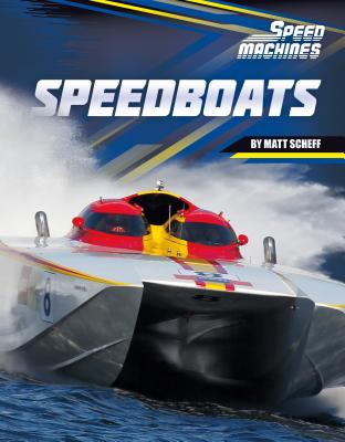Speedboats (Speed Machines) Cover Image