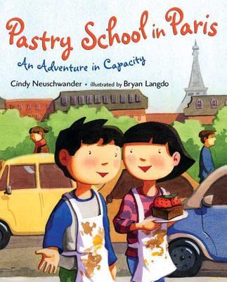 Pastry School in Paris Cover