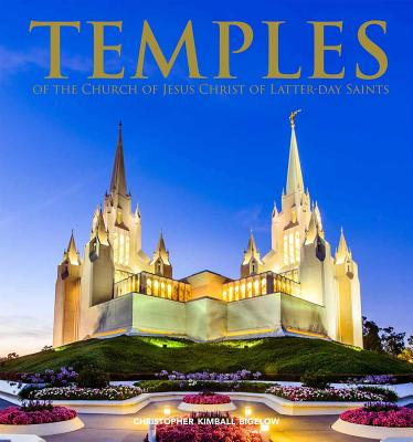 Temples of the Church of Jesus Christ of Latter-Day Saints Cover Image