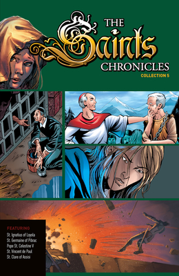 Saints Chronicles Collection 5 Cover Image