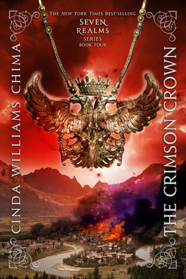 The Crimson Crown (A Seven Realms Novel #4) Cover Image