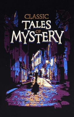 Classic Tales of Mystery (Leather-bound Classics) Cover Image