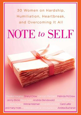 Note to Self Cover