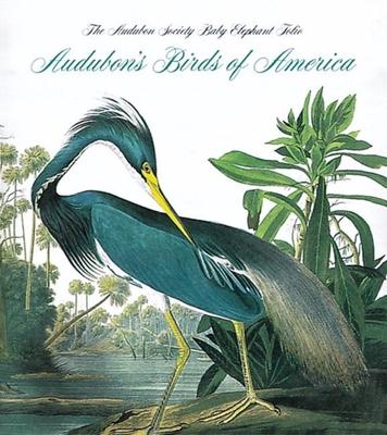 Audubon's Birds Of America: The National Audubon Society Baby Elephant Folio (Tiny Folio) Cover Image