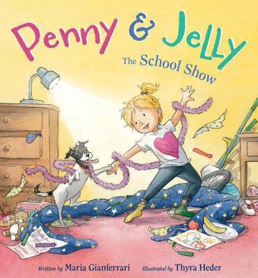 Penny & Jelly: The School Show Cover Image