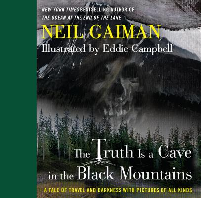 The Truth Is a Cave in the Black Mountains Cover