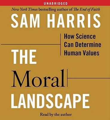 The Moral Landscape Cover