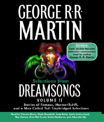 Selections from Dreamsongs 2 Cover
