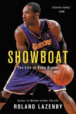 Showboat: The Life of Kobe Bryant Cover Image