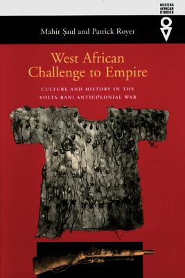 Cover for West African Challenge to Empire