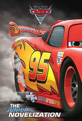 Cars 2 Junior Novelization (Disney/Pixar Cars 2) Cover