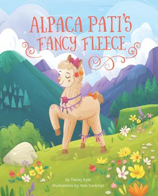 Alpaca Pati's Fancy Fleece Cover Image
