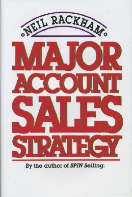 Major Account Sales Strategy Cover Image