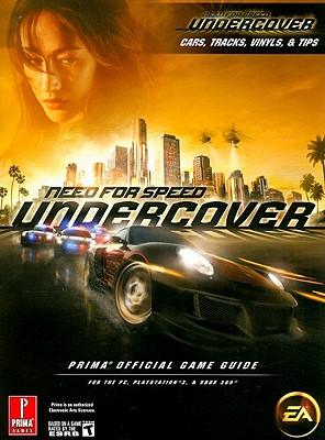 Need for Speed: Undercover: Prima Official Game Guide Cover Image