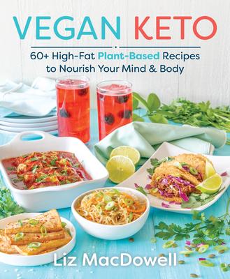 Vegan Keto Cover Image