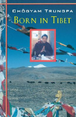 Cover for Born In Tibet