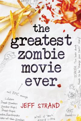Cover for The Greatest Zombie Movie Ever