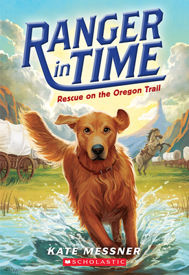 Rescue on the Oregon Trail Cover