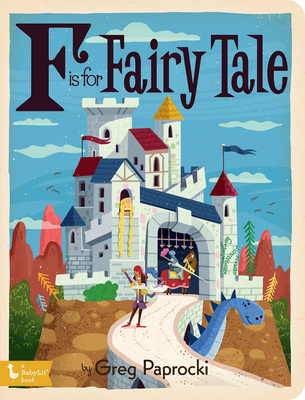 F Is for Fairy Tale Cover Image