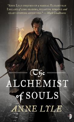 The Alchemist of Souls Cover