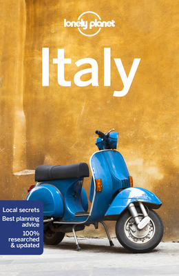 Lonely Planet Italy 15 (Travel Guide) cover