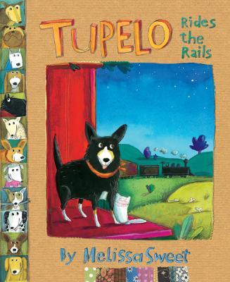 Tupelo Rides the Rails Cover