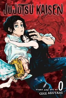 Jujutsu Kaisen 0 Cover Image