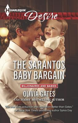 The Sarantos Baby Bargain Cover