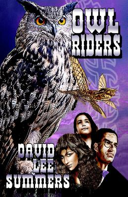 Cover for Owl Riders