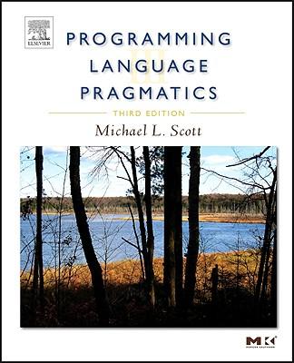 Programming Language Pragmatics [With CDROM] Cover Image