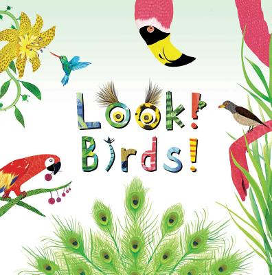 Cover for Look! Birds!