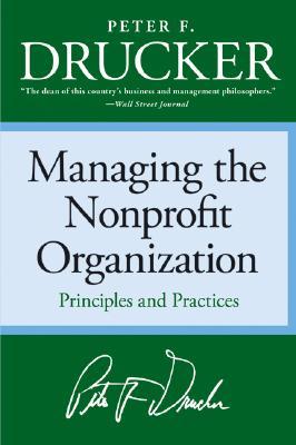 Managing the Non-Profit Organization Cover