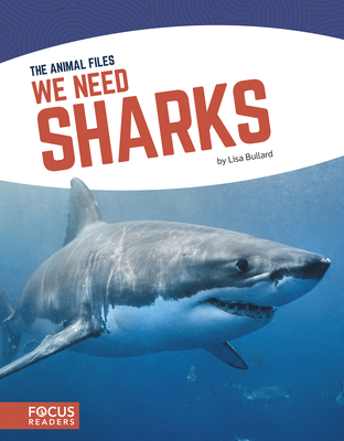 Cover for We Need Sharks
